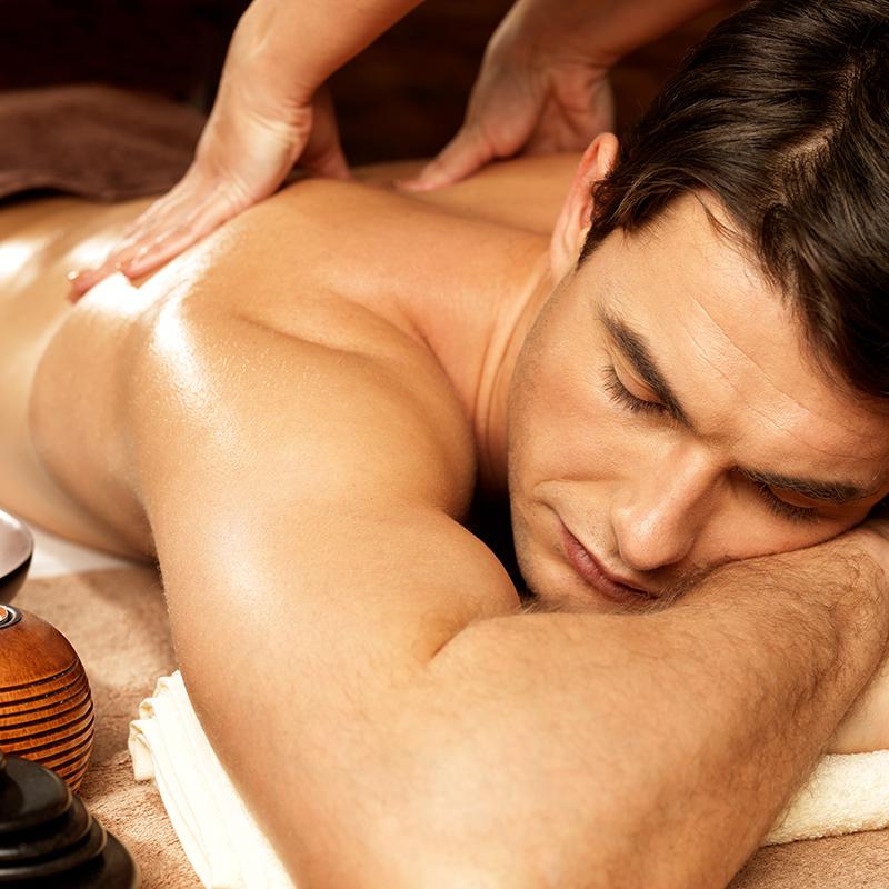 Fundamentals Spa | Men's Sport Deep Tissue